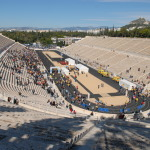 Athene-Stadion-Finish