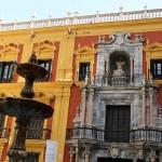 Malaga - Plaza del Obispo