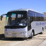 Jordanie - reisbus
