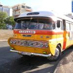 Malta - Bus openbaar vervoer