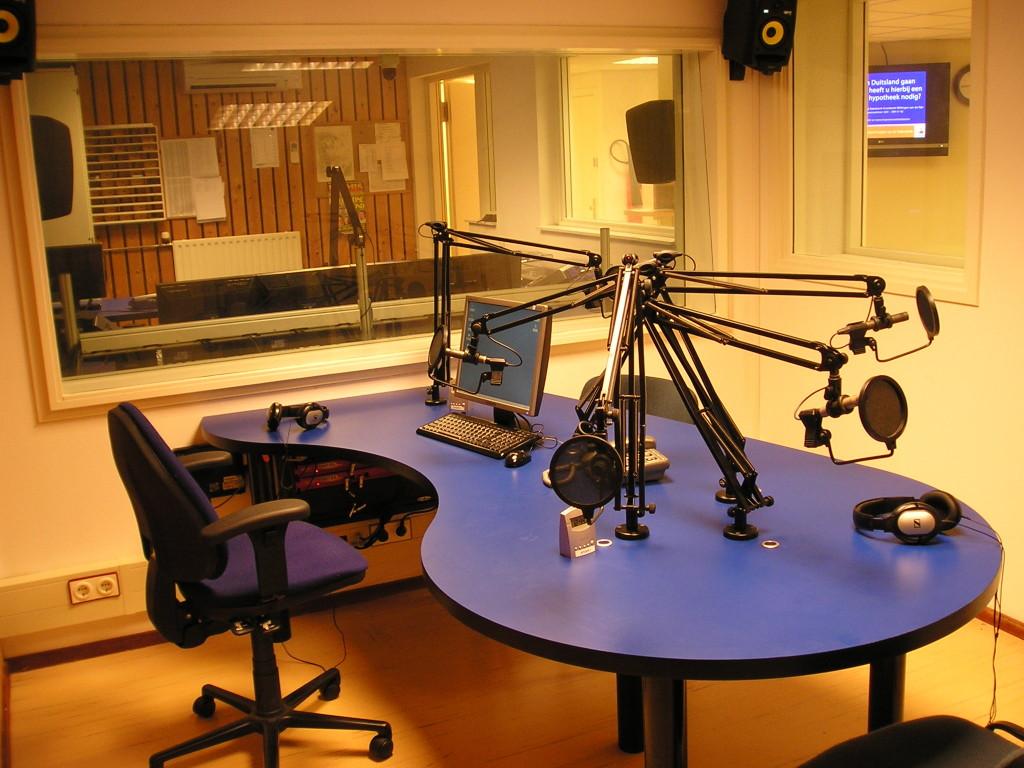 Presentatieruimte studio 1