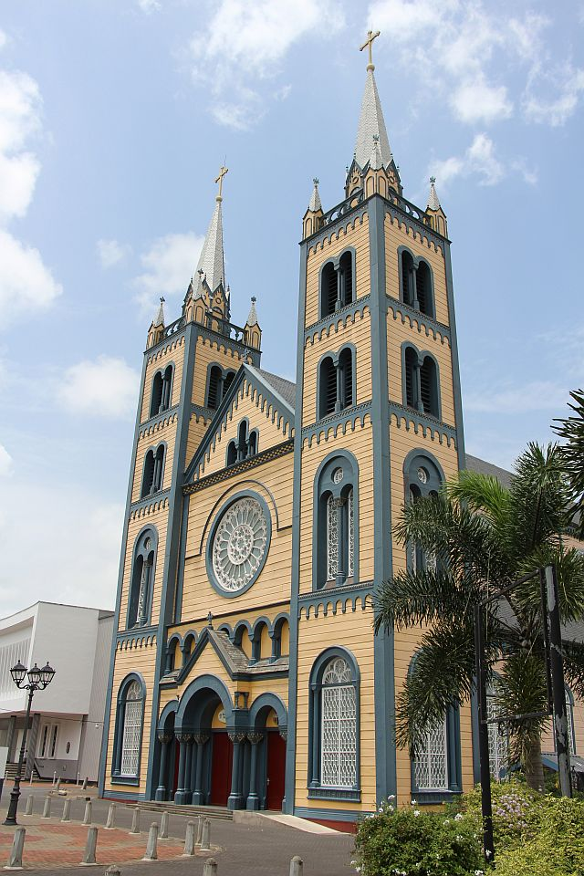 Paramaribo - Basiliek