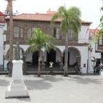 La Palma - Santa Cruz - Plaza de Espana