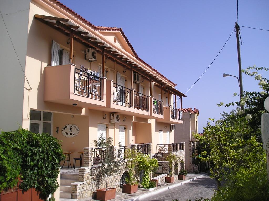 Pythagorio - hotel