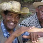 Cuba - Straatmuzikanten