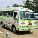 Paramaribo - Centrum - Bus