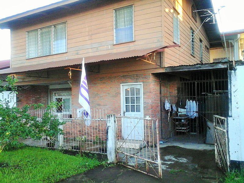 Paramaribo - Huis Masseur Wong