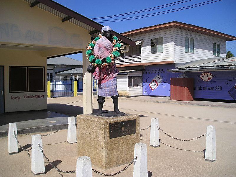 Totness - Monument Blakaman