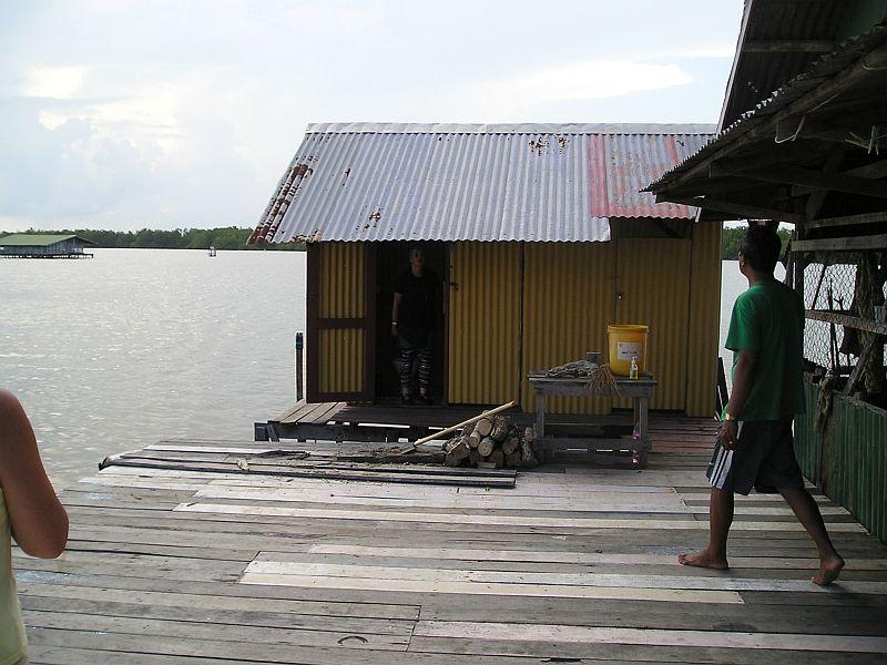 Bigi Pan - Overnachtingsplek - De toiletten