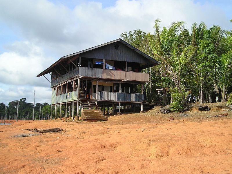 Tonka eiland - Lodge zekoe