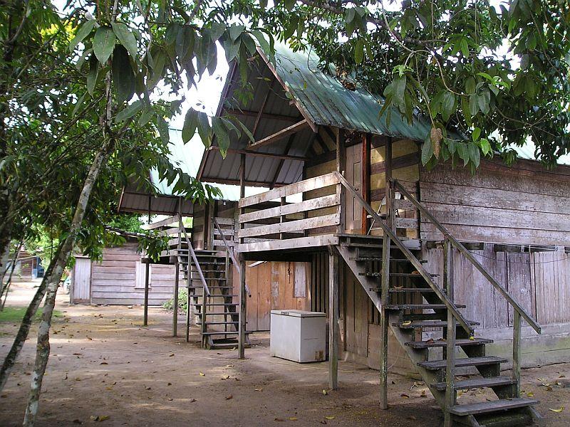 Jaw Jaw - Oord Djamaica - Mijn hut