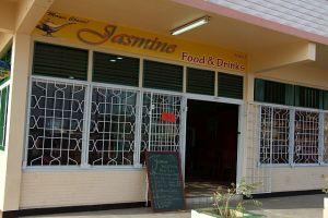 Paramaribo - Wijk Flora  -Jasmine