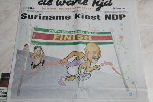 Krantekop - 26 mei 2015