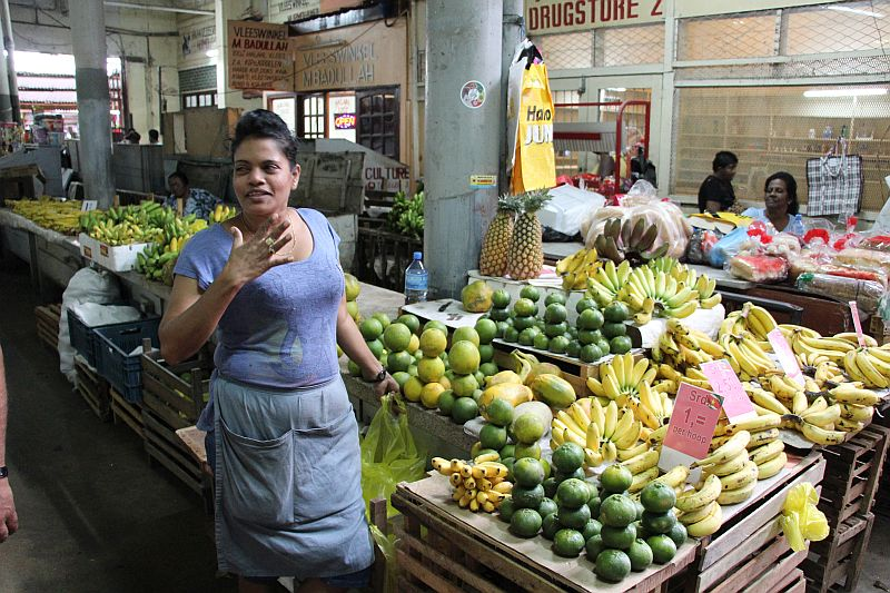 Centrale Markt - Overdekte hal - Groente en fruit