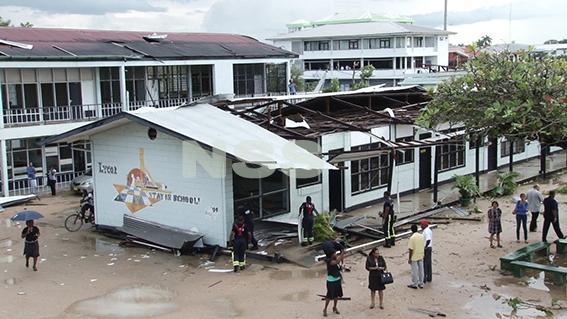 Schade van Miranda College