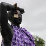 Beeltenis van slaaf Kwakoe