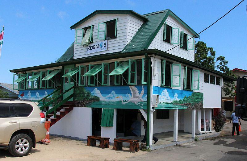Coroni - Mangrove Educatiecentrum