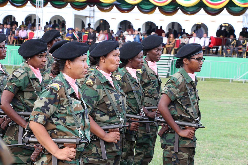 Onafhankelijkheidsplein - Parade