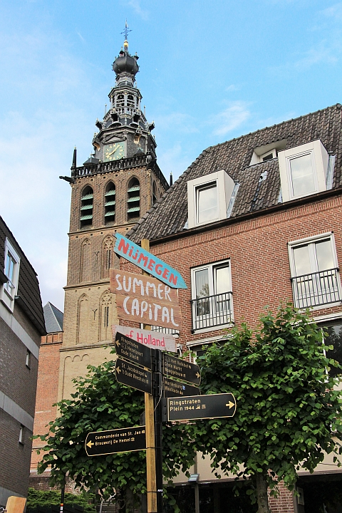 Nijmegen - St. Stevenstoren