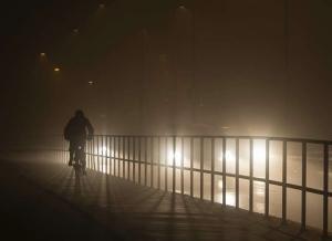 Nijmegen - Fietsen zonder licht