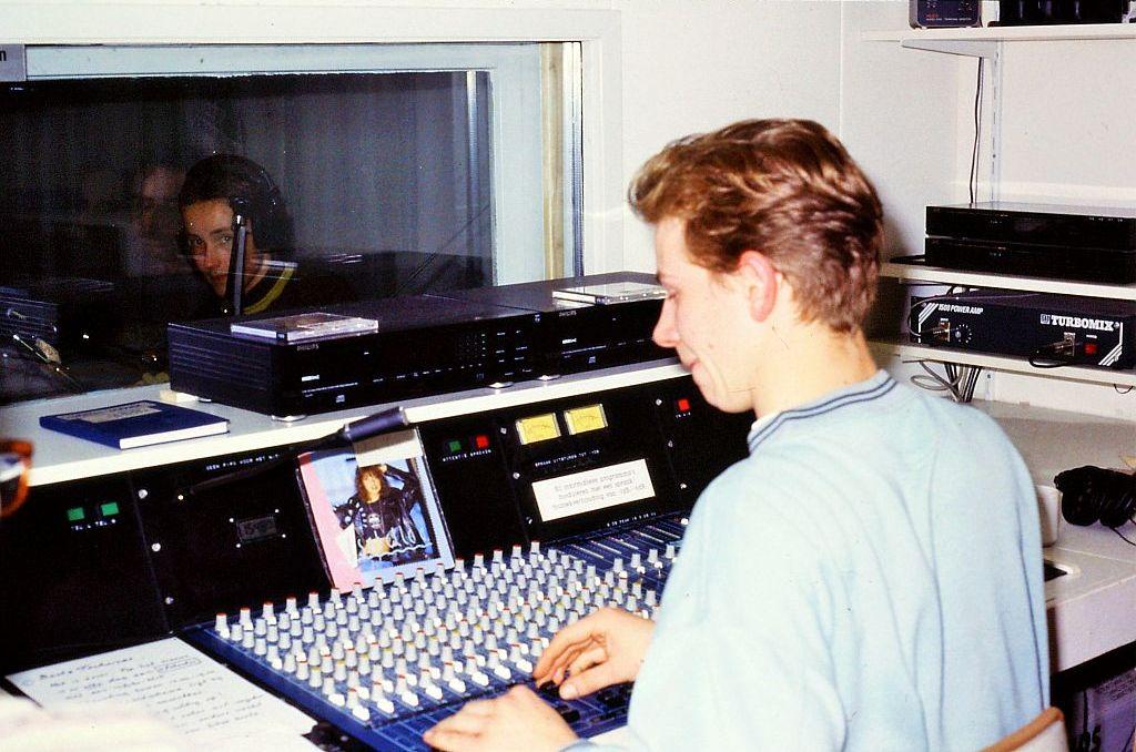 Studio 1 - Patrick