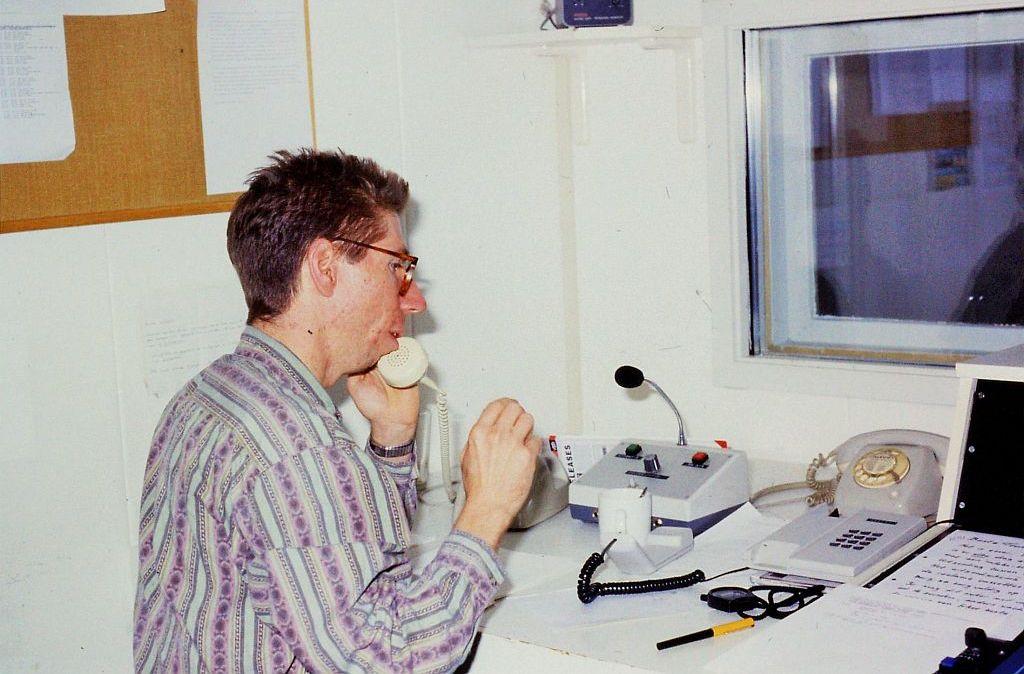 Studio 1 - Regisseur