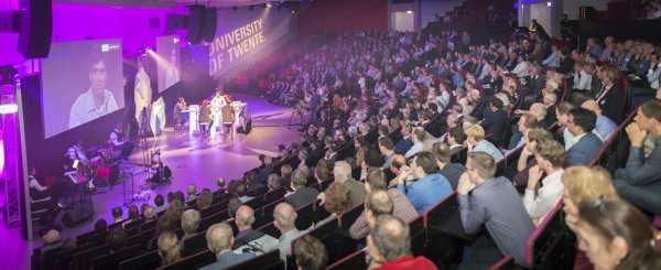 Universiteit Twente - Alumnidag 15 april 2016