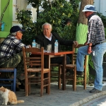 Samos - Mitilini - mannetjes