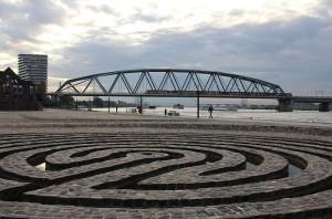 Waalkade - Labyrinth