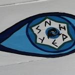 Samos - Blauwe oog