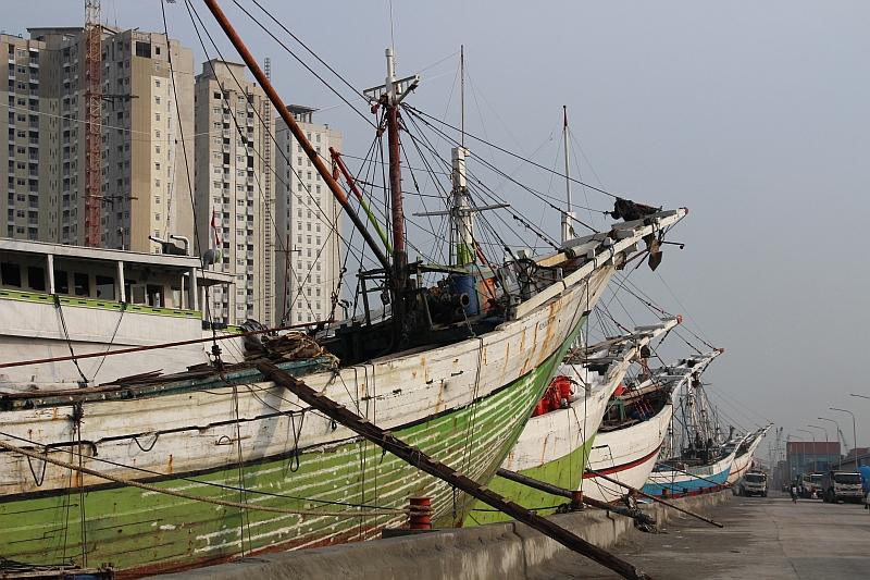 Jakarta - De haven