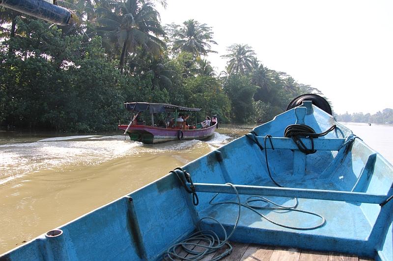 Boottocht van Kalipucang naar Cilacap