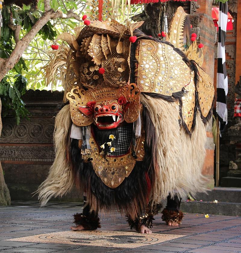 Bali - Ubud - Barong dans