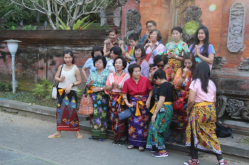 Bali - Tirta Empul - Bedevaarts oord - Gezellig dagje uit