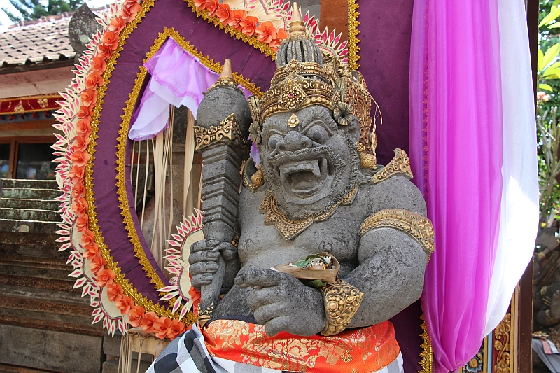 Bali - Ubud - Familietempel