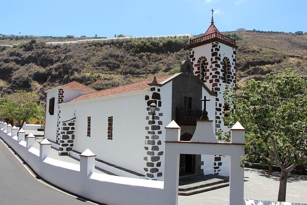 Sanatorio de las Angustias, in de 'kloof der angsten'