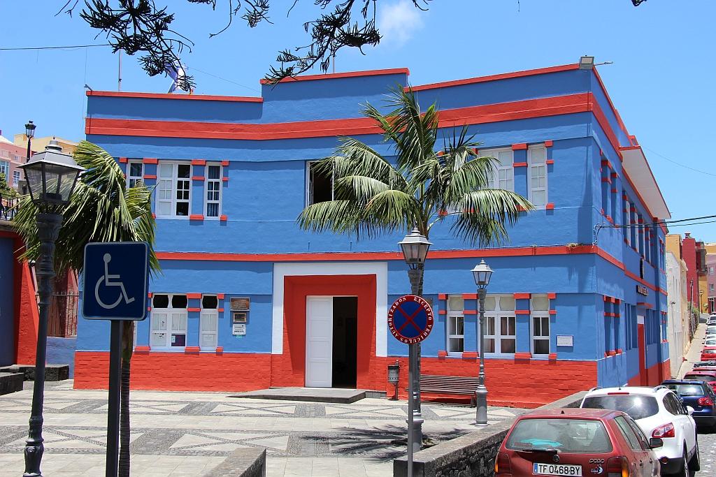 Stadhuis van San Pedro