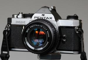 Asahi Pentax MX