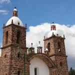 Kerkje in Andahuaylillas